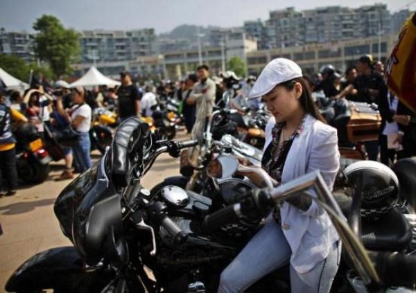 429 Chinas Easy Riders (26 φωτογραφίες)
