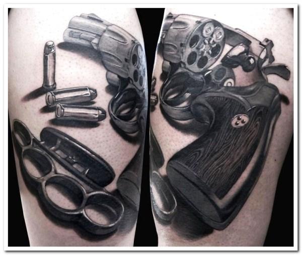 Incredibly Artistic Tattoos (47 photos) 43