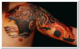 Incredibly Artistic Tattoos (47 photos) 44