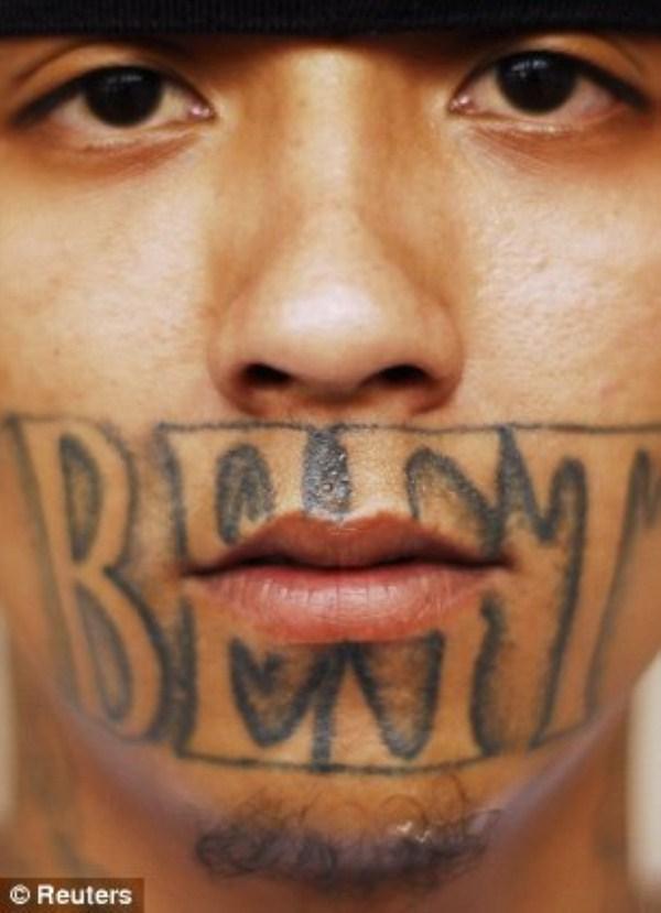 448 The Deadly Gangs of El Salvador (40 photos)