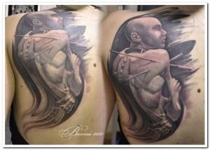 Incredibly Artistic Tattoos (47 photos) 4