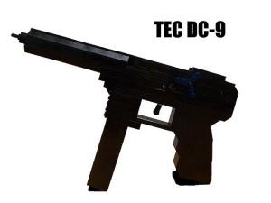 Guns Made With Legos (26 photos) 5