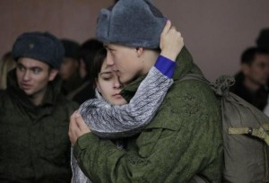 Joining the Russian Army (20 photos) 5