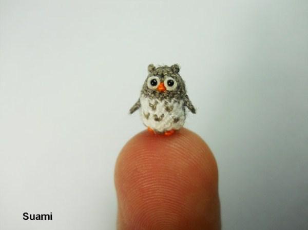 542 Απίστευτα Tiny πλεκτών πράγματα (20 φωτογραφίες)