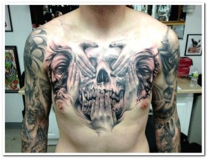 Incredibly Artistic Tattoos (47 photos) 5