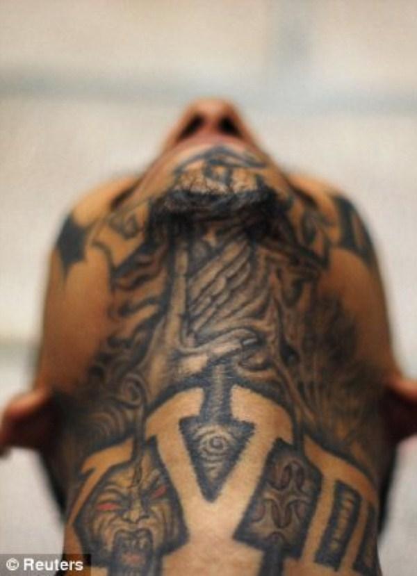 634 The Deadly Gangs of El Salvador (40 photos)