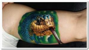 Incredibly Artistic Tattoos (47 photos) 6
