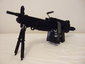 Guns Made With Legos (26 photos) 7