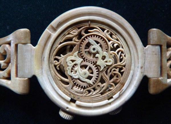 831 πλήρως λειτουργικό ρολόγια Σκαλιστή από ξύλο (10 φωτογραφίες)