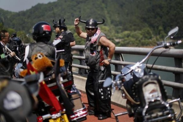 916 Chinas Easy Riders (26 φωτογραφίες)