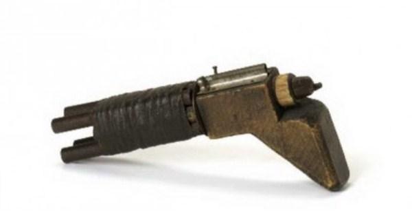 917 Σπιτική όπλα Prison (27 φωτογραφίες)