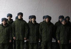 Joining the Russian Army (20 photos) 9