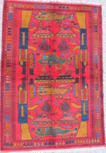 The Afghanistan's Home Carpets (10 photos) 9