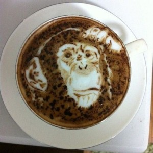 Amazing Latte Art (45 photos) 29