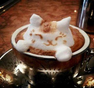 Amazing Latte Art (45 photos)