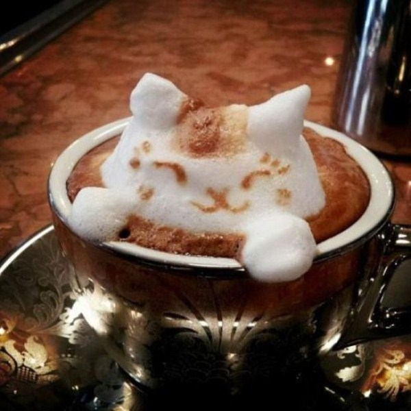 Amazing Latte Art (45 photos) 43