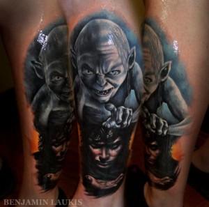 Incredibly Artistic Tattoos (62 photos) 14