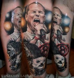 Incredibly Artistic Tattoos (62 photos) 17
