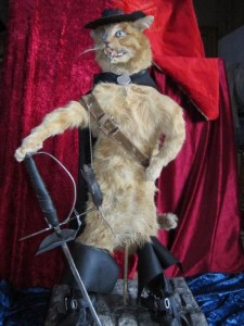 Scary Taxidermied Animals (40 photos) 23