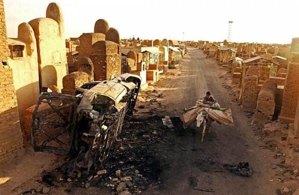 ρέμα alsalaam είναι το μεγαλύτερο νεκροταφείο του κόσμου 4 Worlds μεγαλύτερο νεκροταφείο (12 φωτογραφίες)