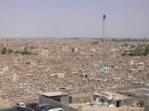 World's Largest Cemetery (12 photos) 7