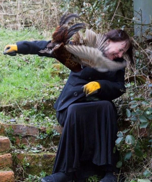 women vs animals 31 Women vs Animals (35 photos)