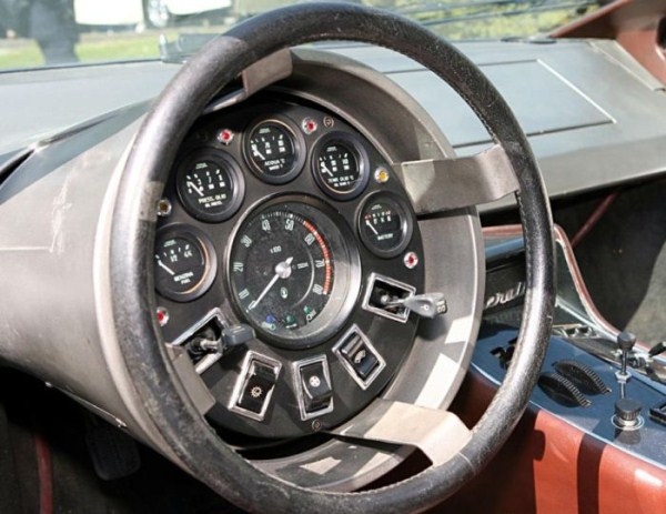Strange Car Dashboards (48 photos) 1
