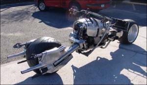 Batman's Motorcycle (13 photos) 10