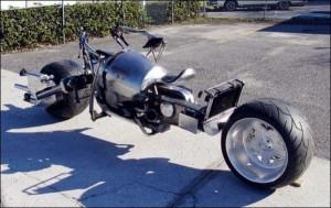 Batman's Motorcycle (13 photos) 11