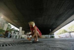 Homeless Greeks (40 photos) 15