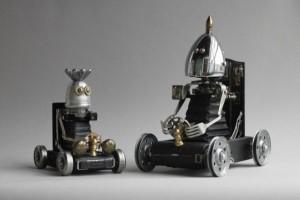 Scrap Material Sculptures (25 photos) 16