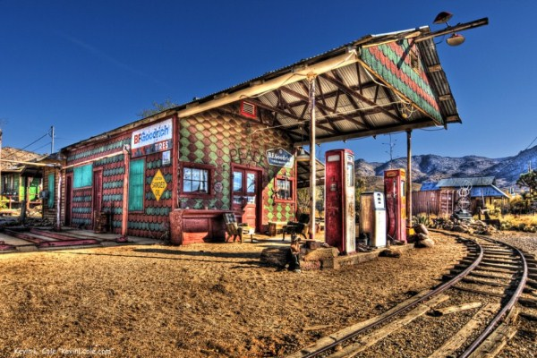2112 Ghost Towns You Can Visit (28 photos)