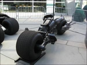 Batman's Motorcycle (13 photos) 2