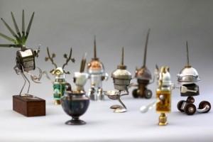 Scrap Material Sculptures (25 photos) 23
