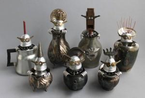 Scrap Material Sculptures (25 photos) 25