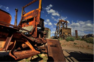 Ghost Towns You Can Visit (28 photos) 27