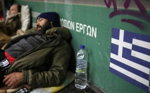 Homeless Greeks (40 photos) 28