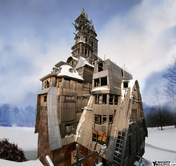 Wacky Buildings From Around The World (31 photos) 31