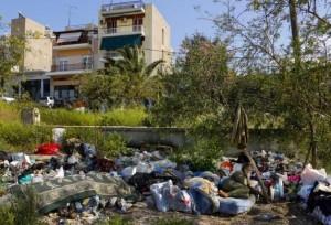Homeless Greeks (40 photos) 3