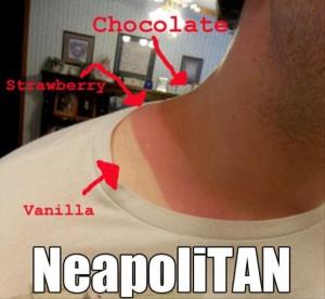Painfully Funny Sunburns (20 photos) 3