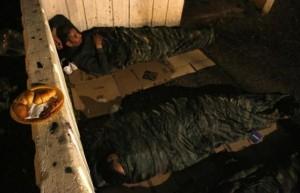 Homeless Greeks (40 photos) 36