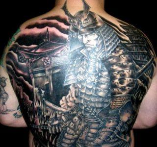 Amazing Full Back Tattoos (43 photos)