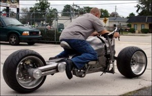 Batman's Motorcycle (13 photos) 4