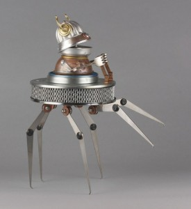 Scrap Material Sculptures (25 photos) 5