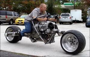 Batman's Motorcycle (13 photos) 5