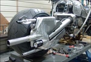 Batman's Motorcycle (13 photos) 6