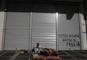 Homeless Greeks (40 photos) 7