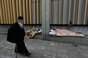 Homeless Greeks (40 photos) 8