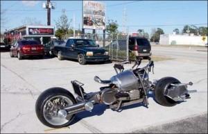 Batman's Motorcycle (13 photos) 9