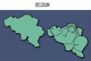 Creative Interpretations of European Countries (22 photos) 1
